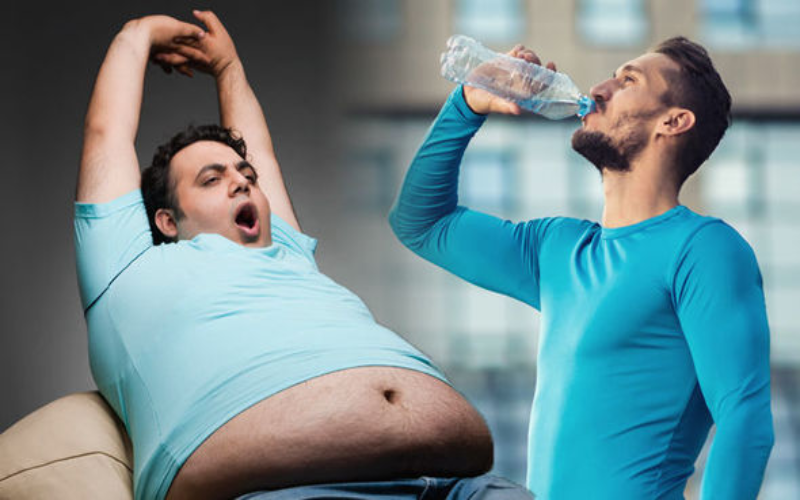 obesity in men