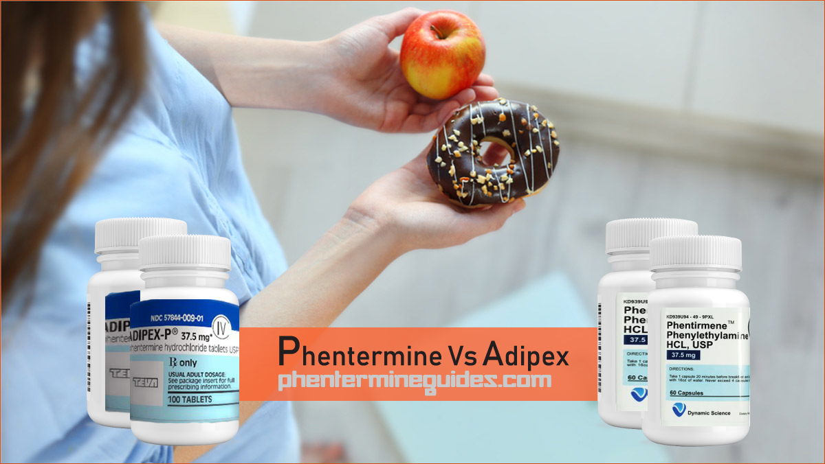 Phentermine vs Adipex reviews