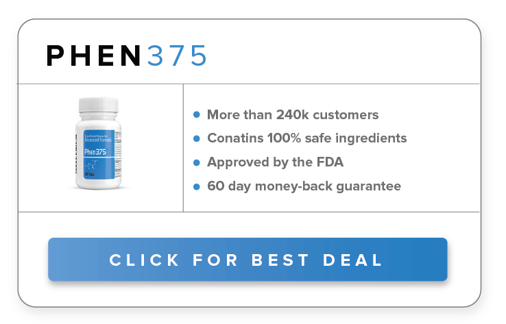 Phen375 - best phentermine and topiramate alternatives over the counter
