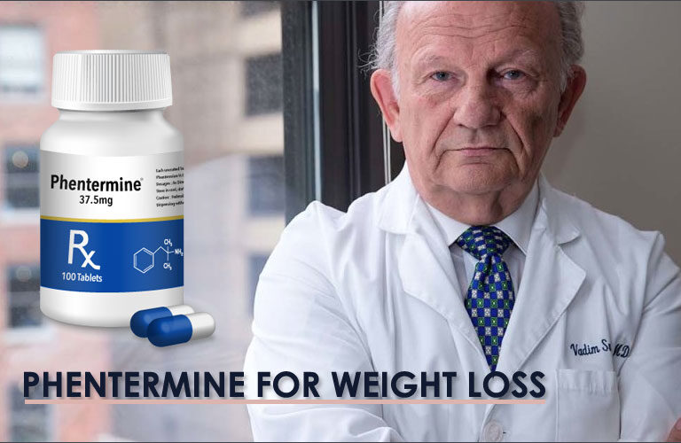 Phentermine for weight loss
