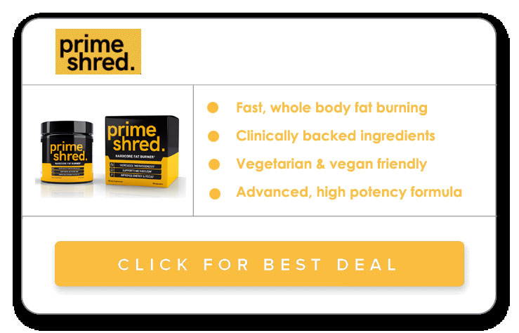 Primeshred coupon code and discount